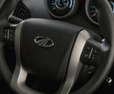 Steering Wheel Controls (W6,W8)