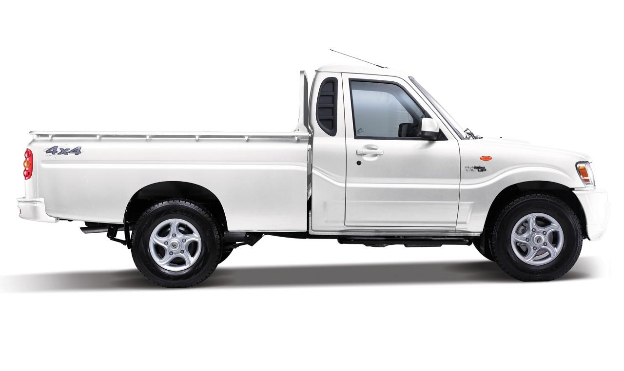 Scorpio Single Cab